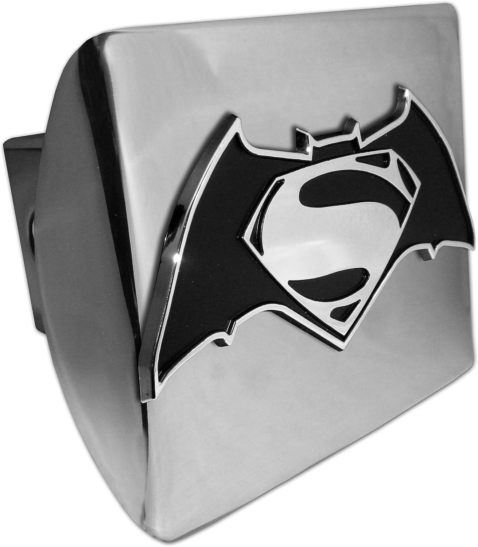 Elektroplate Batman Bat Black Plastic Hitch Cover