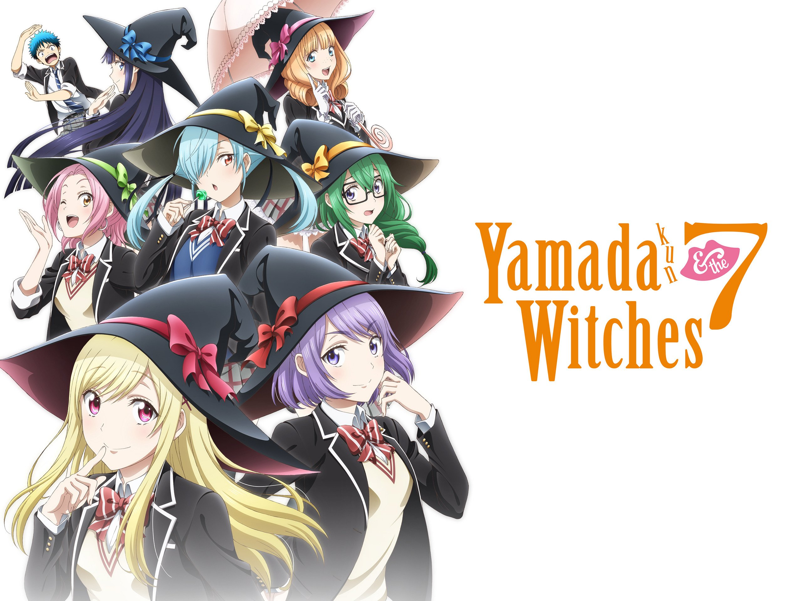 Watch Yamada Kun And The Seven Witches Original Japanese Version