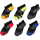 Fruit of the Loom boys Everyday Active Crew Socks - 6 Pair Pack