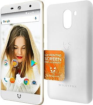 WileyFox - Smartphone Swift, con 2 Tarjetas SIM: Amazon.es ...
