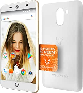 WileyFox - Smartphone Swift, con 2 Tarjetas SIM: Amazon.es ...