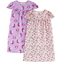 Simple Joys by Carter's 2-Pack Nightgowns Niñas