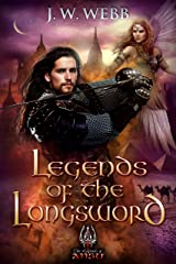 Legends of the Longsword (Legends of Ansu Book 2) Kindle Edition