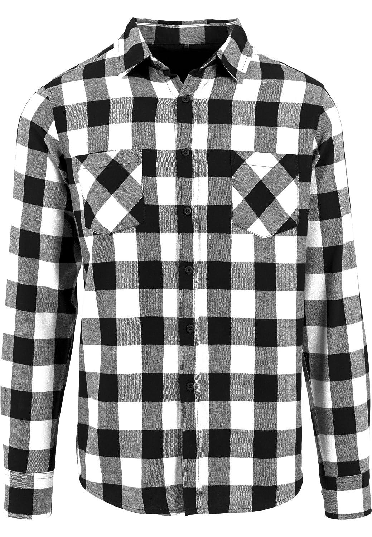 TrendClub100 Karl Rasur - Holzfällerhemd Baumfällerhemd Flanell Hemd B07C837FHH Freizeit Saisonaler heißer Verkauf