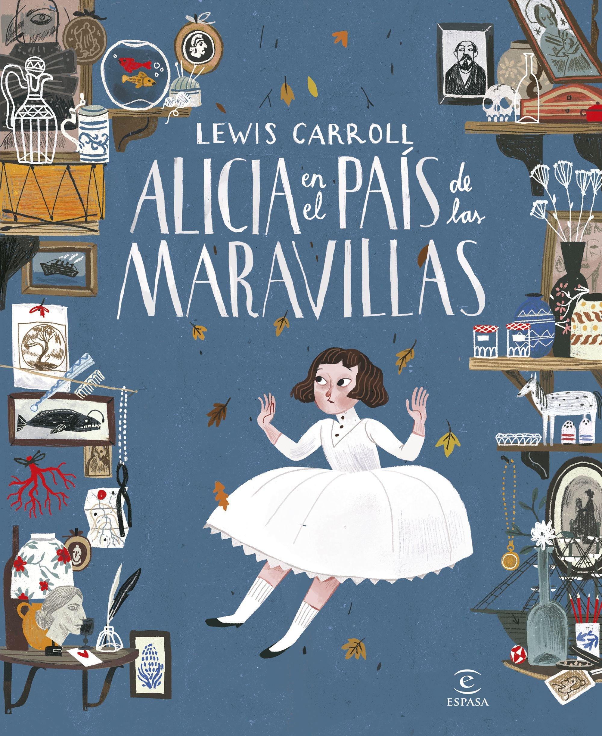 Alicia en el País de las Maravillas Otros libros de gran formato:  Amazon.es: Lewis Carroll, Editorial Planeta S. A.: Libros