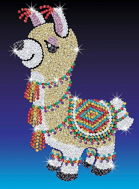 Sequin Art Red Lou-Lou the Llama 1801