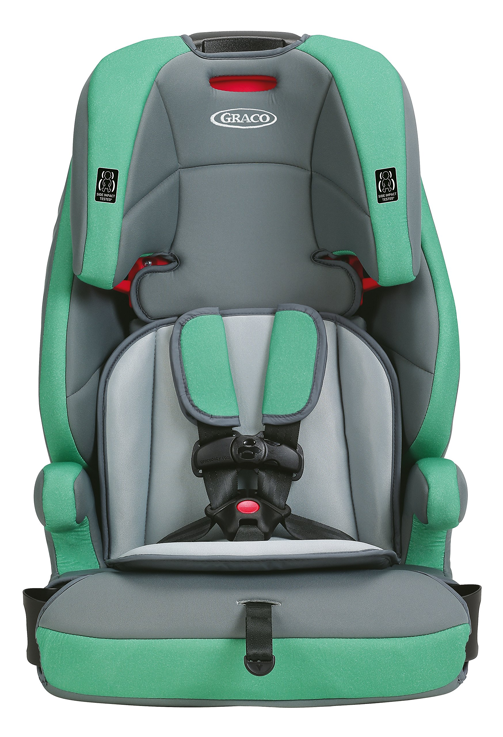 Graco Tranzitions 3-in-1 Harness Booster Convertible Car Seat, Basin by Graco (Image #2)