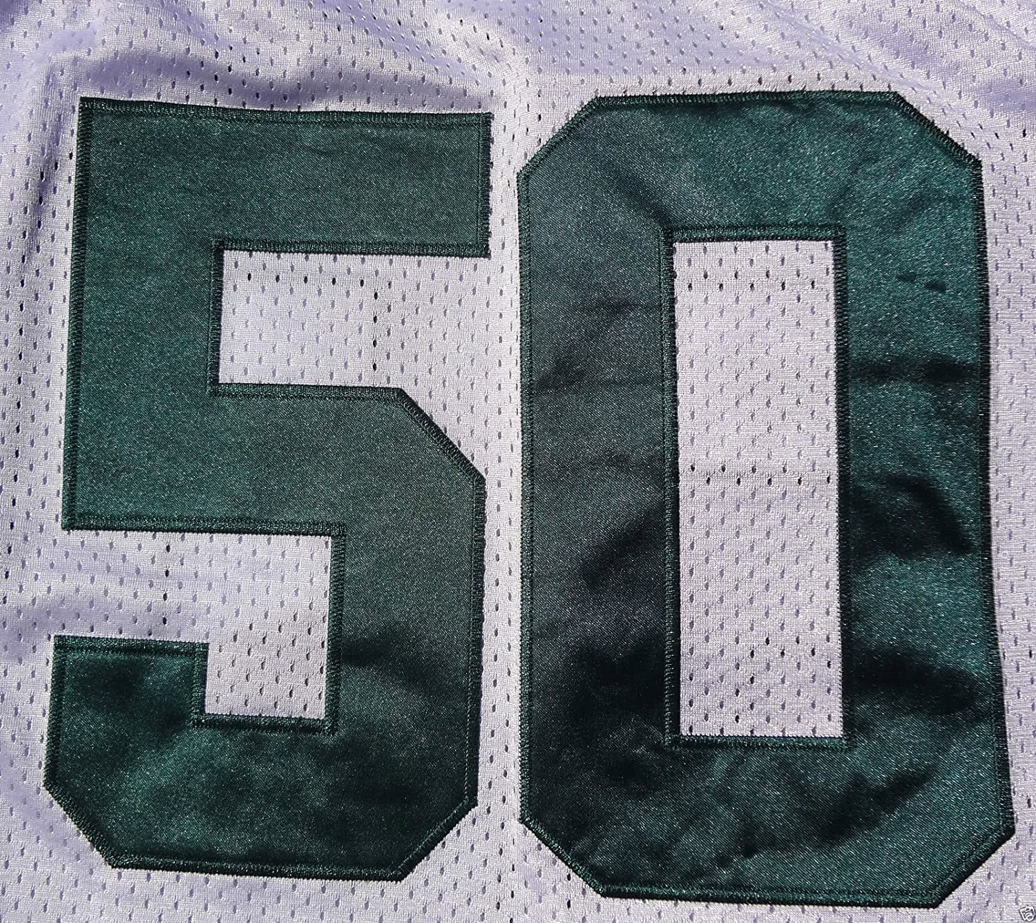 new arrival 38266 b0ac1 AJ HAWK SIGNED GREEN BAY PACKERS JERSEY OHIO STATE BUCKEYES ...