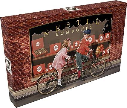 Nestlé Caja Roja, bombones de chocolate surtidos - 2000 gr: Amazon.es: Alimentación y bebidas