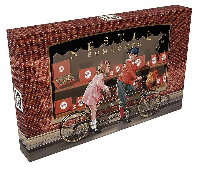 Nestlé Caja Roja, bombones de chocolate surtidos - 2000 gr ...