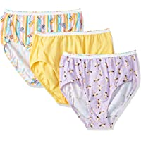 Hanes Girl's Panties (pack of 3)