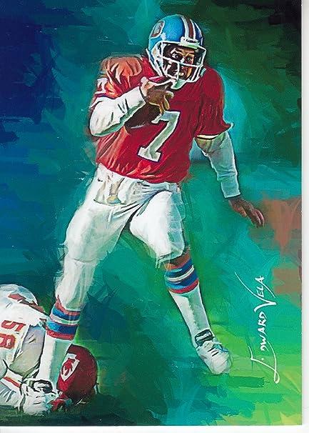 wholesale dealer af307 b4978 John Elway #6 - #4/5 - SUPER RARE - NFL HALL OF FAME - SUPER ...