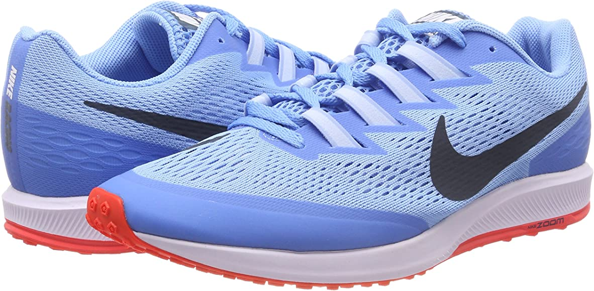 Nike Air Zoom Speed Rival 6, Zapatillas de Running para Mujer, Azul (Azul Futbol/Azul Fox 446), 43 EU: Amazon.es: Zapatos y complementos