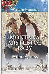 Montana Mistletoe Baby (Hope, Montana) Kindle Edition