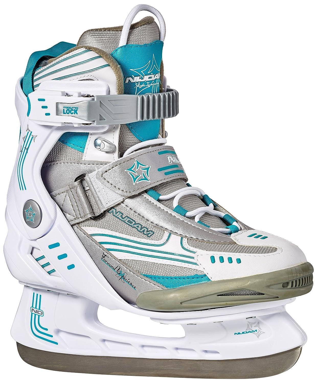 Nijdam Semi Softboot - Patines para hockey sobre hielo