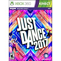 Just Dance 2017, Xbox 360 - Standard Edition