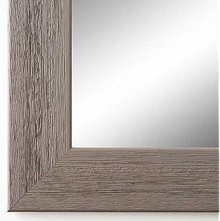 NEU Spiegel Wandspiegel Bad Flur Holz Modern Retro Florenz Rot 4,0