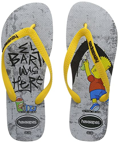 b35728ed6 Havaianas Unisex Adults  Simpsons Flip Flops