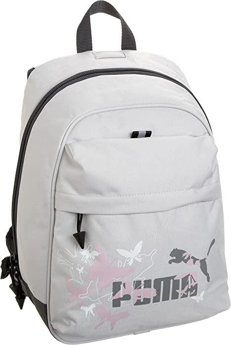 539834710e8 Amazon.com: PUMA Foundation Backpack,Gray Violet/Butterfly Print,one ...
