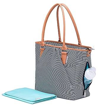 diaper bags designer cheap e2w3  Stylish Diaper Bag Designer Tote Bag by Kute 'n' Koo  Fashion and Function