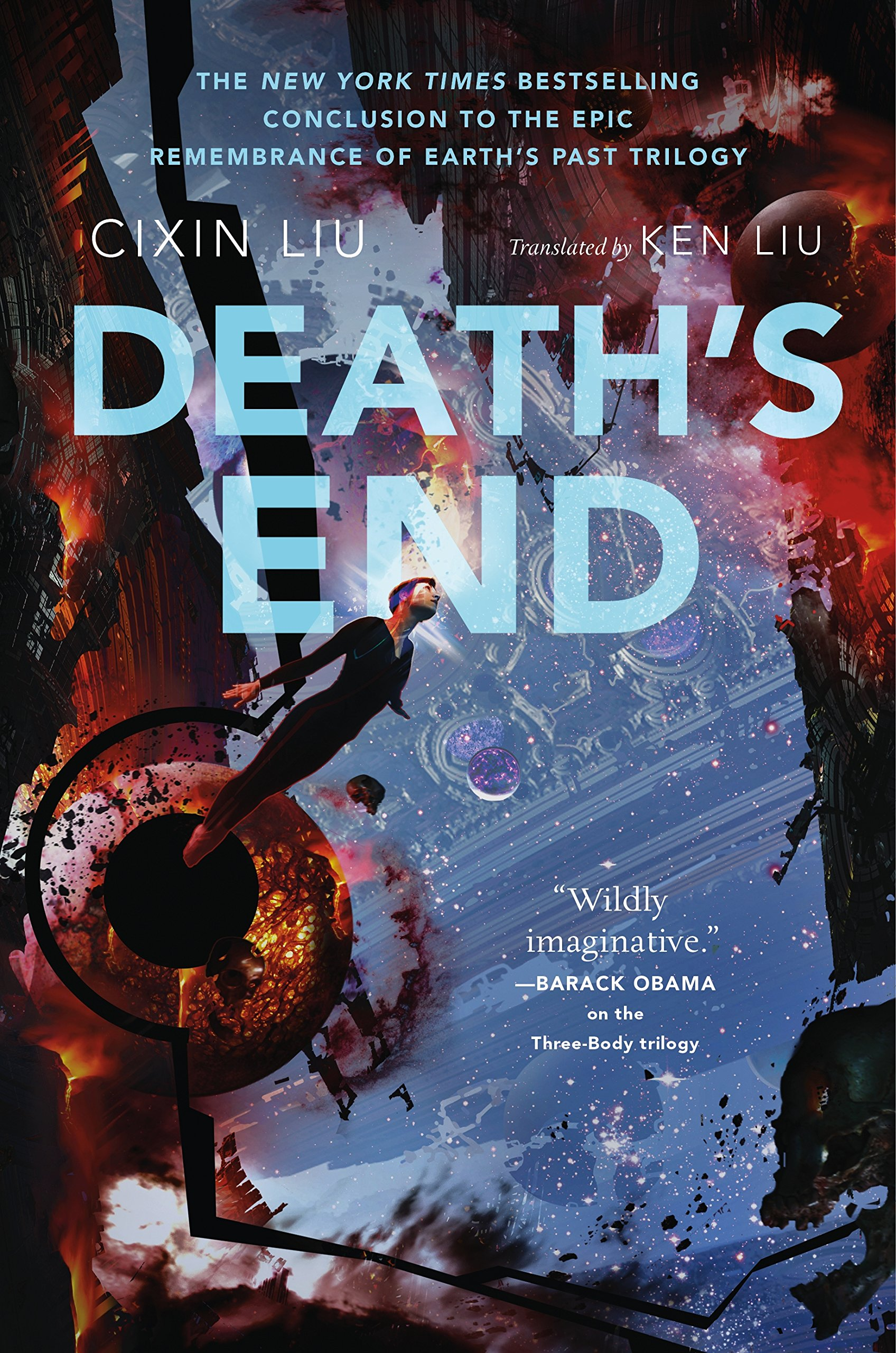 Death's End (Remembrance of Earth's Past) by Tor Books