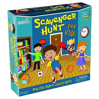 Scavenger Hunt for Kids: Toys & Games