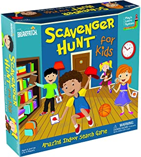 Scavenger Hunt for Kids