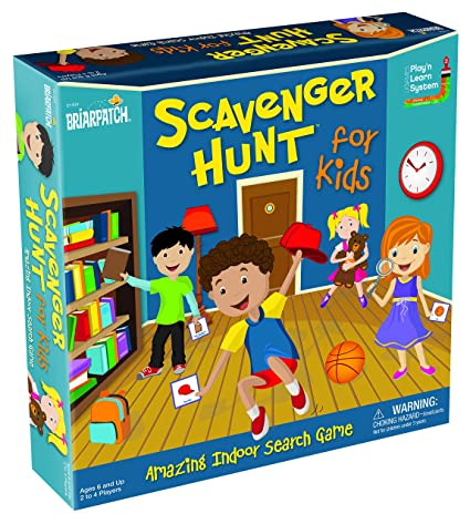Amazon.com: Scavenger Hunt for Kids: Toys & Games