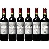 拉菲罗斯柴尔德酒庄 Vina Los Vascos 巴斯克卡本妮苏维翁红葡萄酒750ml*6(拉菲酒庄家族产品)(智利进口红酒)