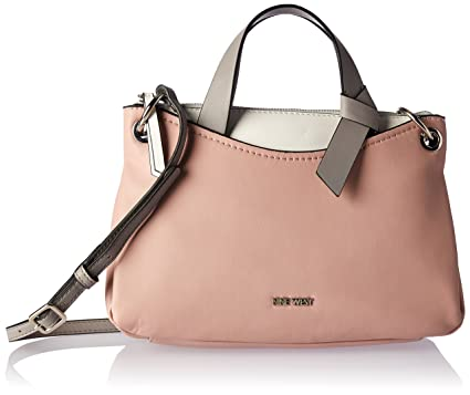 a18fb275e277 Amazon.com  Nine West Orlena Convertible Satchel Crossbody