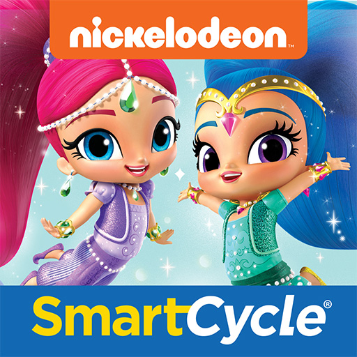 - Smart Cycle Shimmer Shine Math