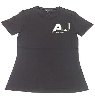 Armani Jeans Damen T-Shirts 3Y5T415JABZ,Schwarz 38  Amazon.de ... bb579de423
