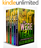 The WereTeam: A 6 Book Paranormal Menage Collection