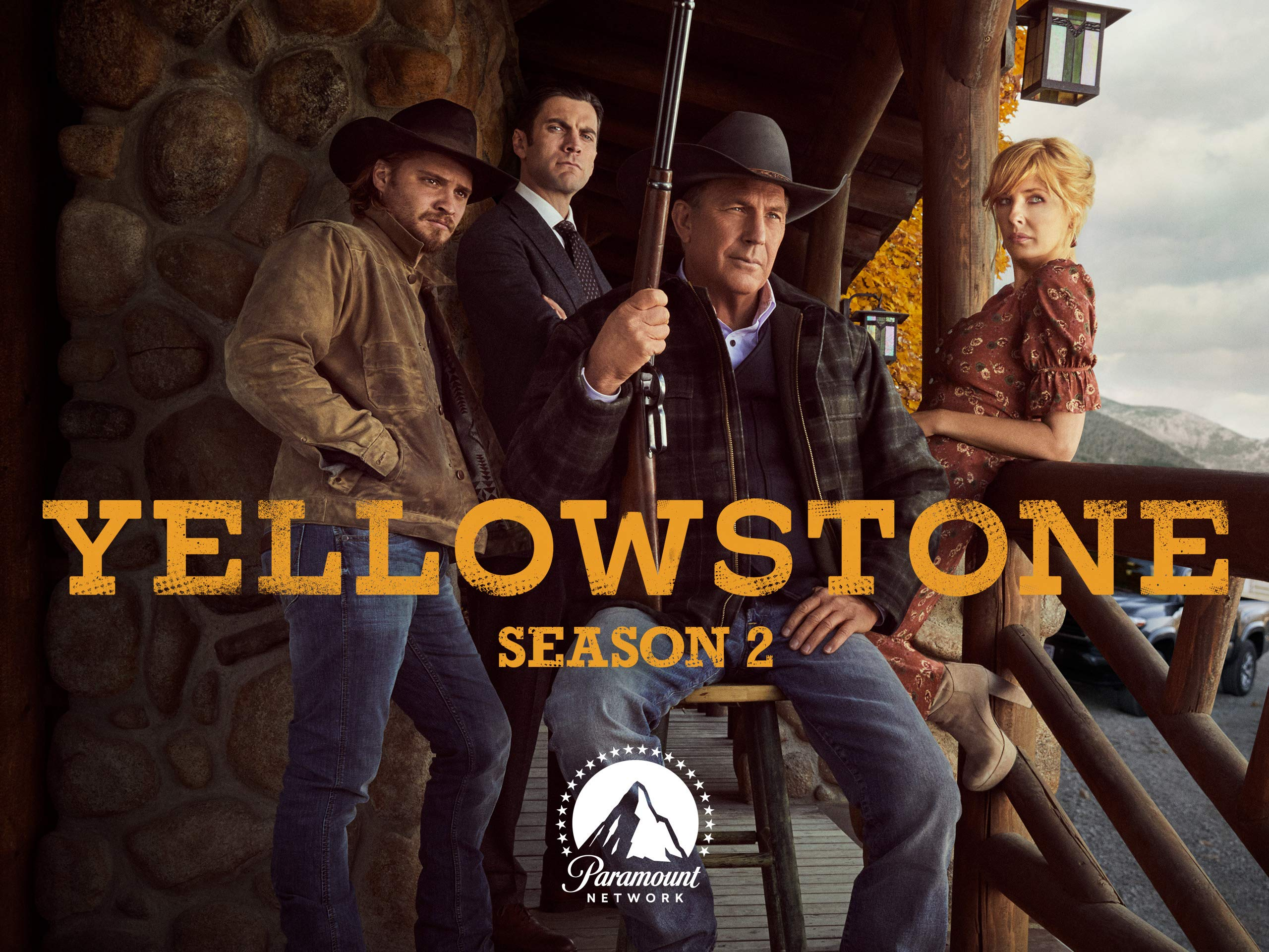 Amazon com: Watch Yellowstone Season 2 | Prime Video