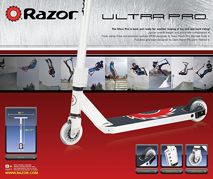 Razor push scooter review | razor | scooter reviews.