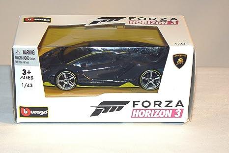 Forza Horizon 3 Bburago Lamborghini Centenario 143 Scale