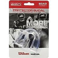 WILSON Protector Bucal de Densidad Sencilla, Transparente