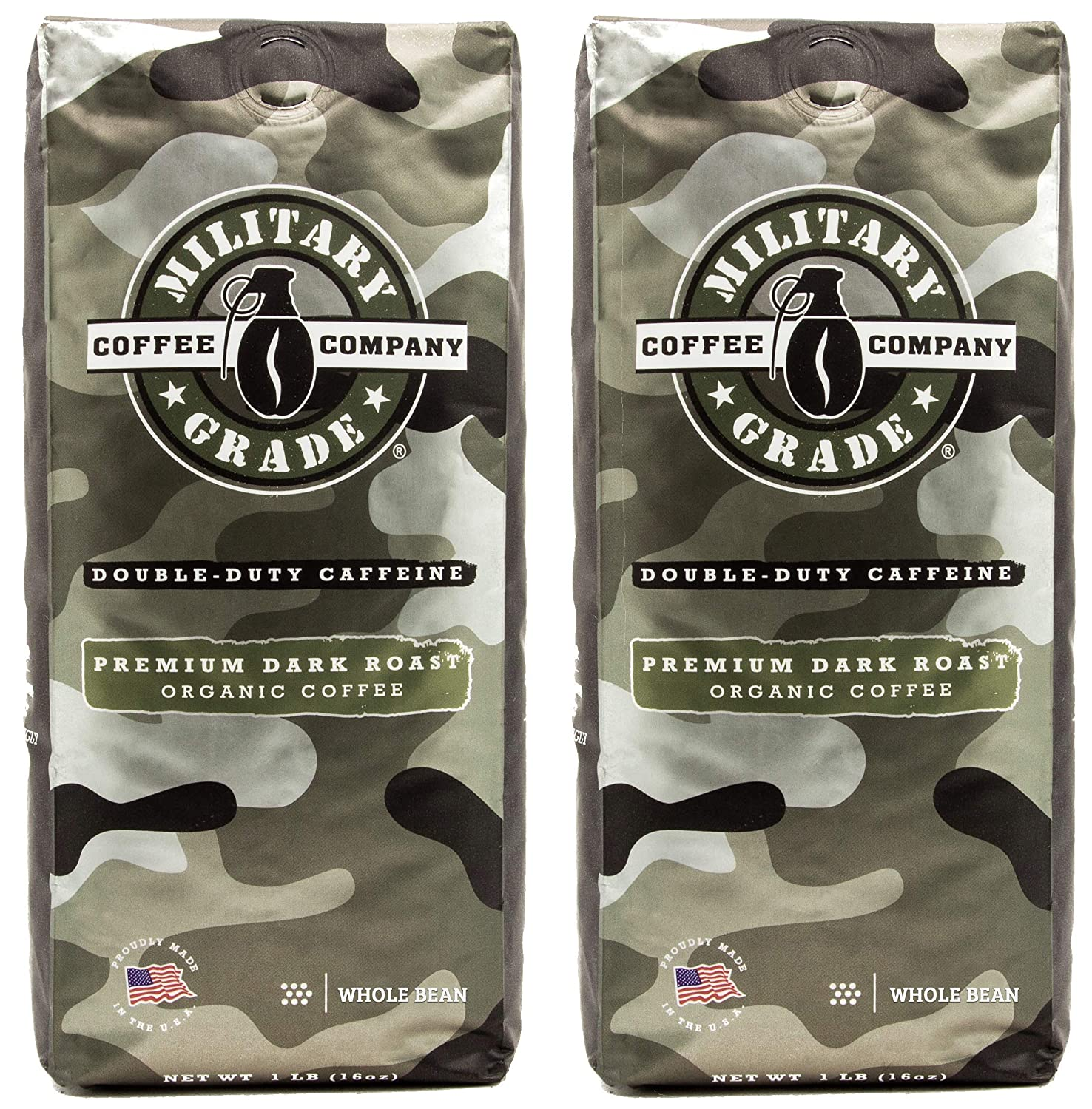Military Grade Coffee Beans Review