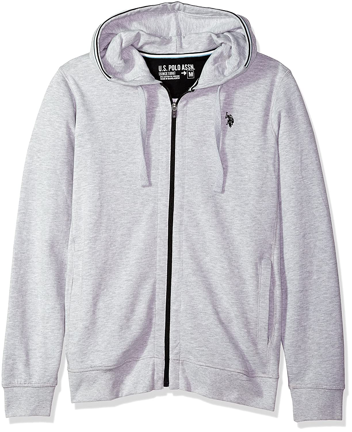 U.S. Polo Assn. Mens Zip Up Hoodie