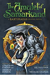 The Amulet of Samarkand Graphic Novel (The Bartimaeus Sequence) Paperback