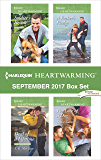 Harlequin Heartwarming September 2017 Box Set: Soldier's Rescue\Deal of a Lifetime\A Father's Pledge\For Love of a Dog
