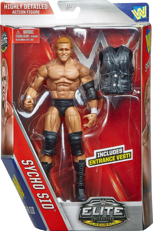 Damian Misdow WWE Elite Figure