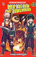 My Hero Academia. Boku no Hero - Volume 13