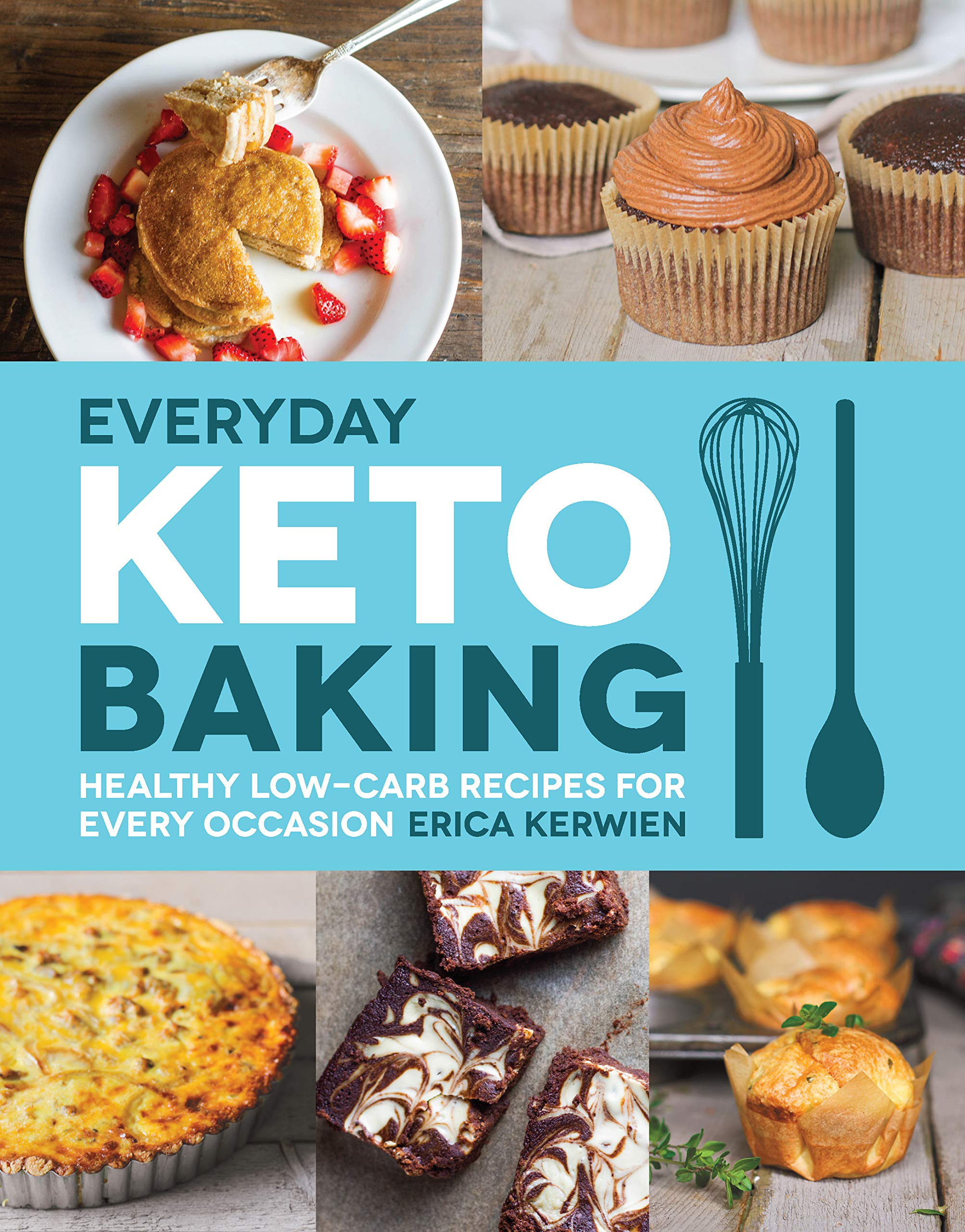 Everyday Keto Baking Low Carb Occasion product image