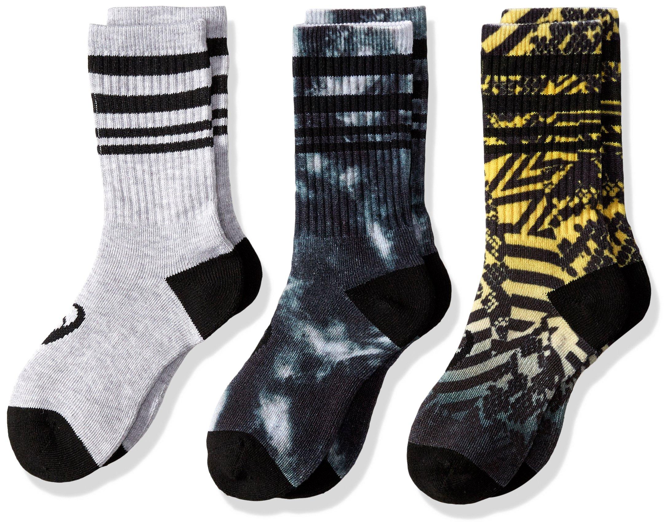 ASICS Contend Crew Running Socks (3 Pack)