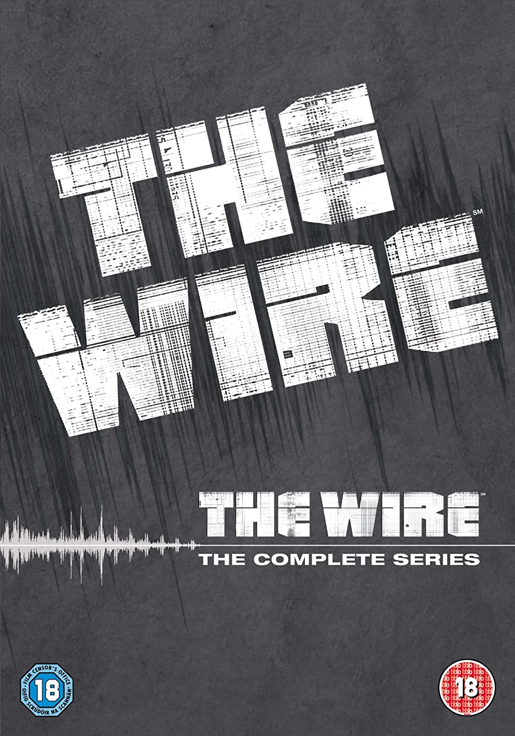 The Wire: Complete HBO Season 1-5 [DVD]: Amazon.co.uk: Dominic West ...