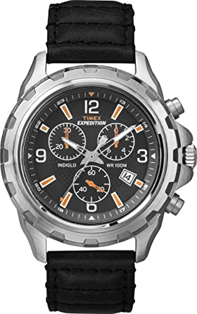 231e19d20 Image Unavailable. Image not available for. Colour: Timex Expedition Analog  Black Dial Men's Watch ...
