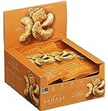 Sahale Snacks Cashew-Macadamia Glazed Mix, Gluten-Free Snack, Tangerine Vanilla, 1.5 Ounce