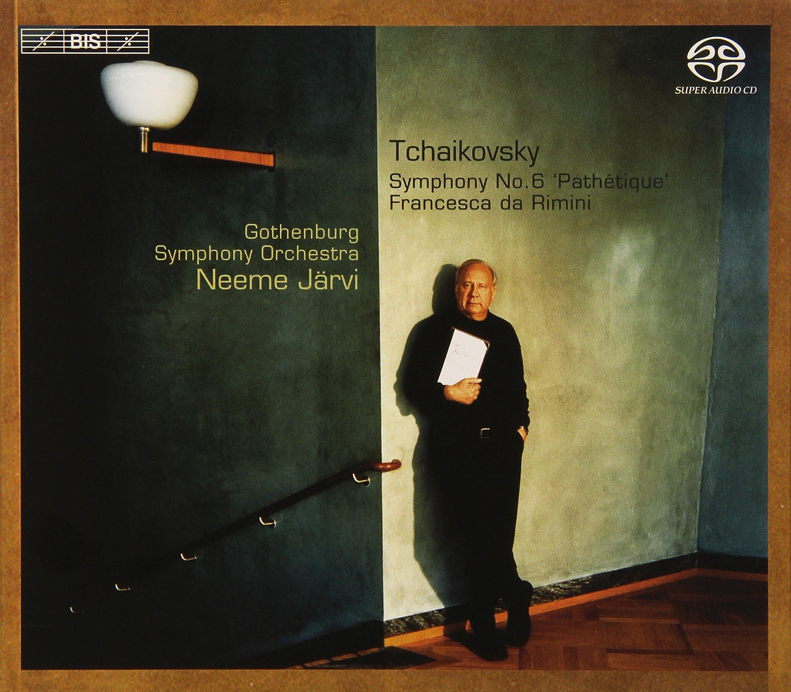 SACD : Gothenburg Symphony Orchestra - Symphony 6 In B Minor (Hybrid SACD)