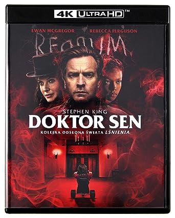Doctor Sleep 4K UHD Blu-Ray Region Free IMPORT No hay versión ...